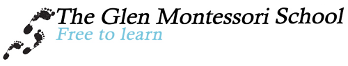 The Glen Montessori School Logo